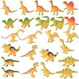 Acefun Assorted Dinosaur Toy Figures Animal Figures for Kids (24 Piece)