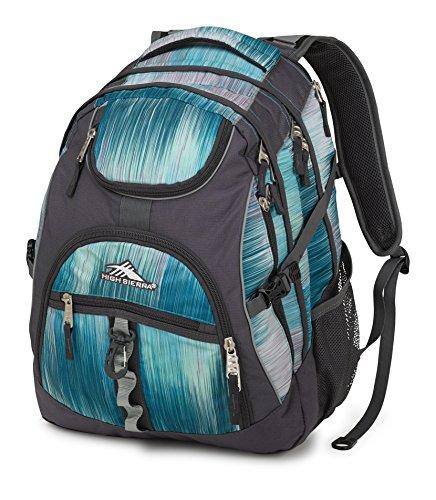 High Sierra Access Backpack, Haze/Mercury