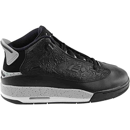 Jordan Big Kids Air Dub Zero Black/Wolf Grey/White Q3rd1pdfAo