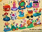 Mcdonalds Happy Birthday Train (Complete Set of 15), 1994