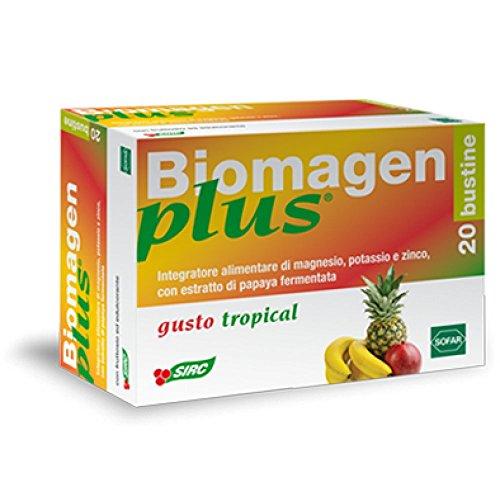 Amazon.com: Sofar Biomagen Plus Tropical Food Supplement 20 Sachets: Health & Personal Care