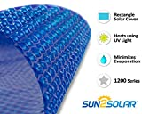 Sun2Solar Blue 16-Foot-by-32-Foot Rectangle Solar