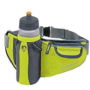 Outdoor Products Trail Diva Waist Pack, Fern