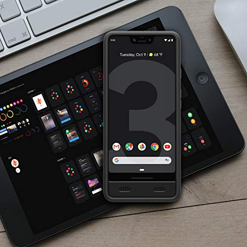 Google Pixel 3 XL Battery Charging Case, ZeroLemon Ultra Power 8500mAh Extended Rechargeable Battery with Soft TPU Case for Google Pixel 3 XL - Black by ZEROLEMON (Image #7)