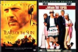 Tears of The Sun , The Whole Ten Yards : Bruce Willis 2 Pack Collection