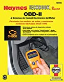 img - for OBD-II & Sistemas de Control Electronico del Motor (Haynes Techbook) (Spanish Edition) book / textbook / text book