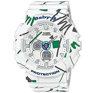 51yLa0udcgL. SS300  - Casio Mens Baby-G BA-110 Analog-Digital Casual Quartz Watch (Imported) BA-120SC-7A