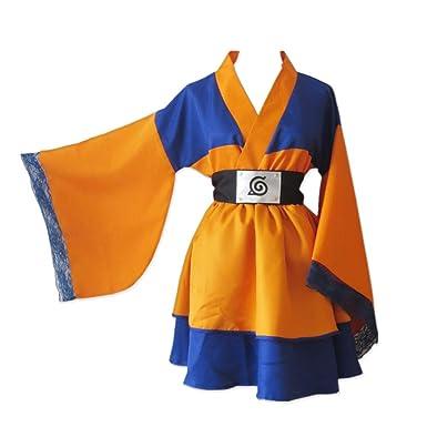 COSPARKY Anime Naruto Disfraz de Cosplay Disfraz de ...