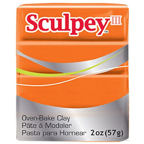 - Sculpey III Oven Bake Modeling Polymer Clay in Sweet Potato Color