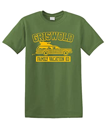 Review GRISWOLD FAMILY VACATION - 80s funny movie Unisex Tee Shirt T-Shirt