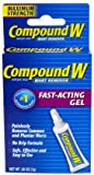 Compound W Wart Remover Gel-0.25 oz (Quantity of 4)