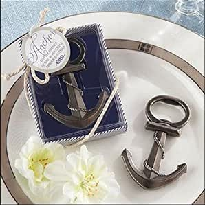 Soft Digits Anchor Bottle Opener Wonderful Wedding Favor Nautical-themed Gift Cool Wedding (12)