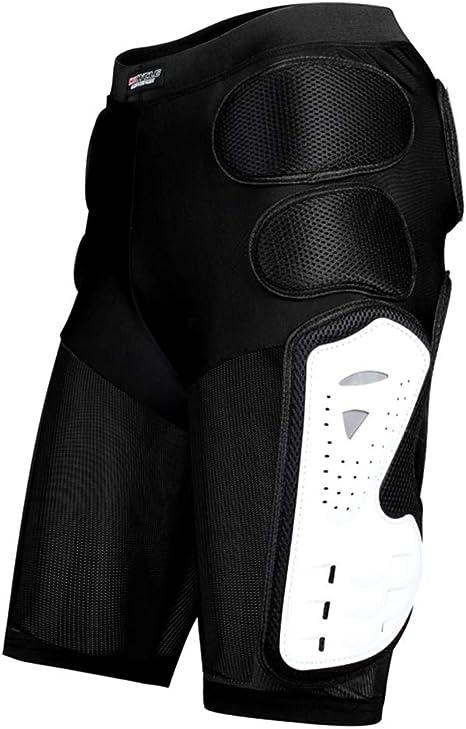M CHCYCLE Pantaloni da motociclismo Pantaloni protettivi Powersports Protezioni Guardia Drop Resistenza con pad protettivo