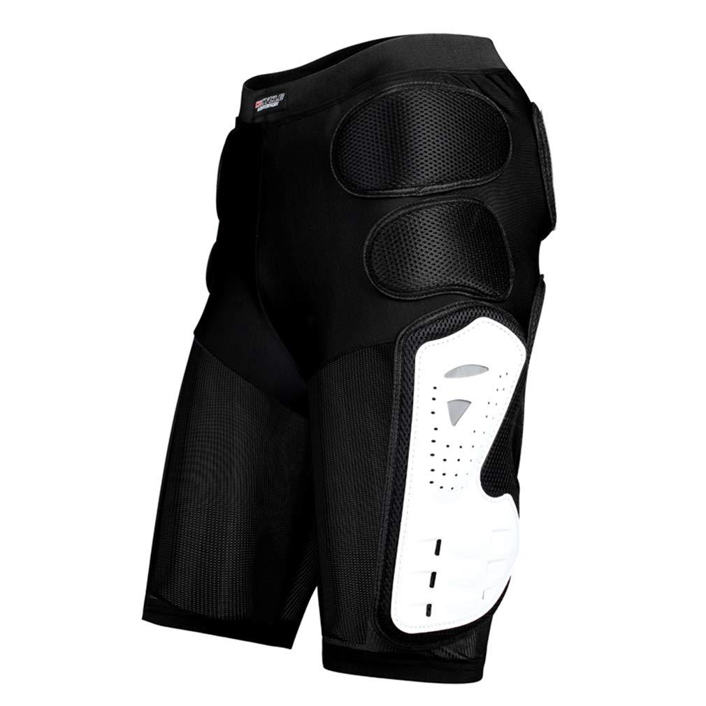 CHCYCLE CHCLE Motorradhose Rennhose Powersports Schutzhose Sturzschutz mit Schutzpolster