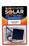 Sunbender Do-it-Yourself Solar LED Jar Light Kit - WHITE LED's Pre-Wired