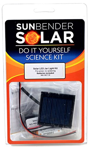 Build A Solar Light