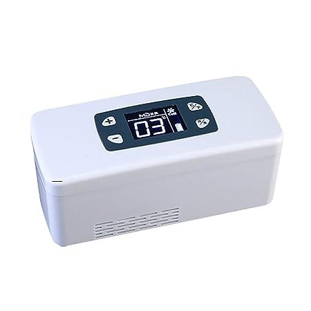 JF Mini nevera Refrigerador de medicamentos y refrigerador de ...