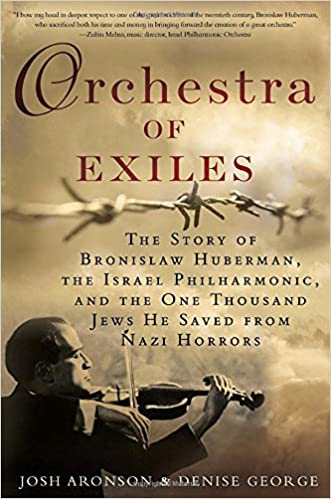 Orchestra of Exiles book