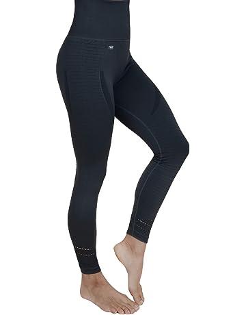 TCA Pro Performance suprême pour Femme 3//4 Capri Running Collants-Noir