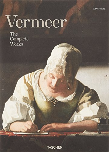 Vermeer: The Complete Works XXL from Schutz Karl