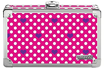 Vaultz Locking Utility Box, Next Camo Pink (VZ00692)