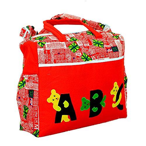 Kuber industrias bolsa de pañales, bolsa de cambiar pañales, bolsa de la Mamma (ABC impresión)