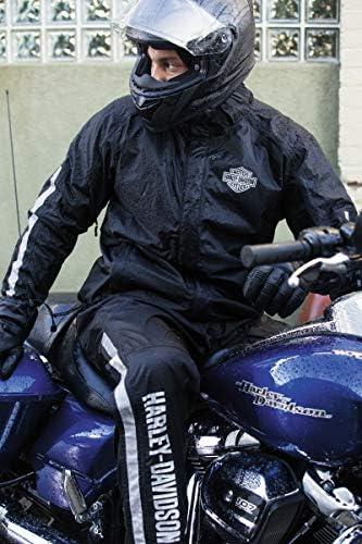 Amazon.com: Harley-Davidson - Chubasquero oficial para ...
