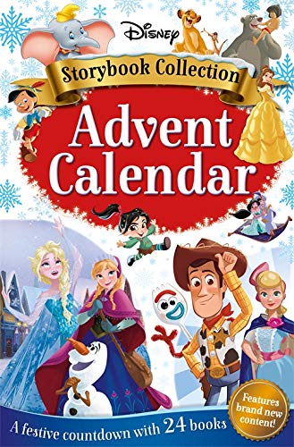 Disney: Storybook Collection Advent Calendar (Advent Calendar Disney)