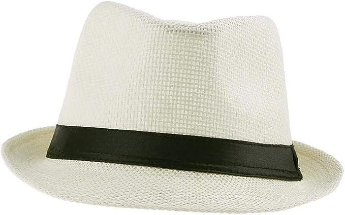 Gorros Sombrero De Panamá Señoras Moda Sombrero De Verano De Jazz ...