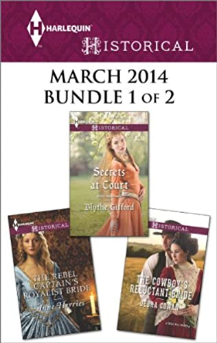 book cover of Harlequin Historical March 2014 - Bundle 1 of 2