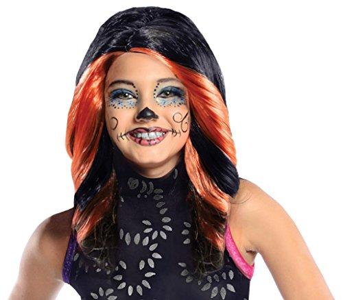 Skelita Calaveras Wig Costume -