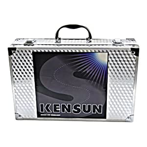 HID Xenon Headlight Conversion Kit by Kensun, H13 Dual-Beam Bi-Xenon, 6000K