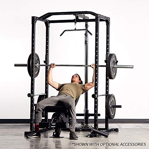 Rep PR-1100 Power Rack - 1,000 lbs Rated Lifting Cage for Weight Training by Rep Fitness (Image #5)