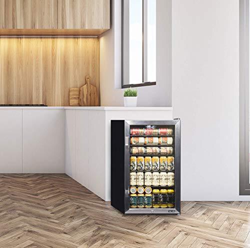 NewAir AB-1200X Beverage Cooler by NewAir (Image #5)