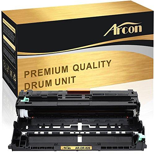 Arcon Compatible for Brother DR820 DR-820 DR890 DR-890 Drum Unit for Brother HL-L6200DW HL-L5000D HL-L5100DN HL-L5200DW MFC-L5900DW MFC-L5800DW MFC-L5850DW MFC-L6800DW Laser Printer Drum Unit
