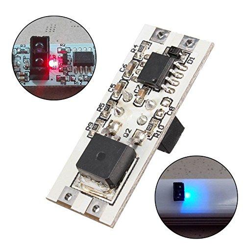 12V 24W scanning Ir Infrared Reflectance Switch Controller Module - Arduino Compatible SCM & DIY Kits Arduino Compatible SCM Components - 1 x Hand scanning Module