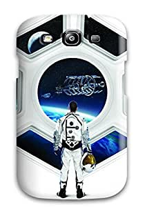 Hot Civilization: Beyond Earth First Grade Tpu Phone Case For Galaxy S3 Case Cover