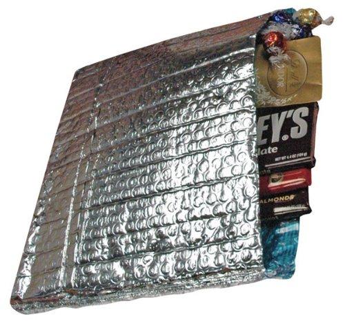 Metallic Foil Bubble Mailers, 15
