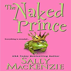 The Naked Prince Audiobook