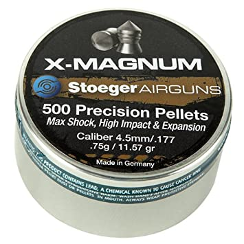 Review X-magnum Stoeger Airguns 500