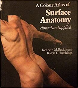Surface Anatomy Book