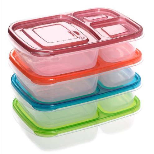 4-x-quick-lunch-boxes-3-compartment-bento-lunch-box-containers-classic-set-of-4