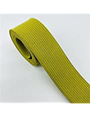 DXM 2yards/Lot 20mm High Elastic Sewing Elastic Band for Compatible with Fiat Rubber Band Waist Band Stretch Rope Elastic Ribbon-970819