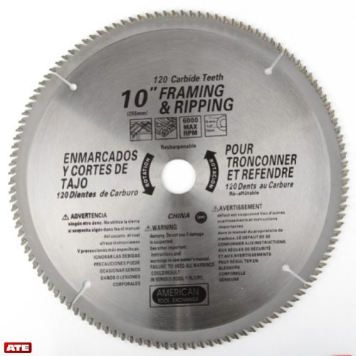 ATE Pro USA 40179 4-1//2 Diamond Turbo Cup Wheel 26-Teeth 4.72 Width 4.72 Length