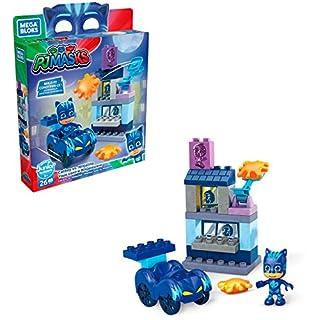 Mega Bloks PJ Masks Catboy vs. Ninjalino