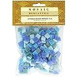 Mosaic Mercantile Minimix Seascape Mosaic Tiles, 1/2 lb