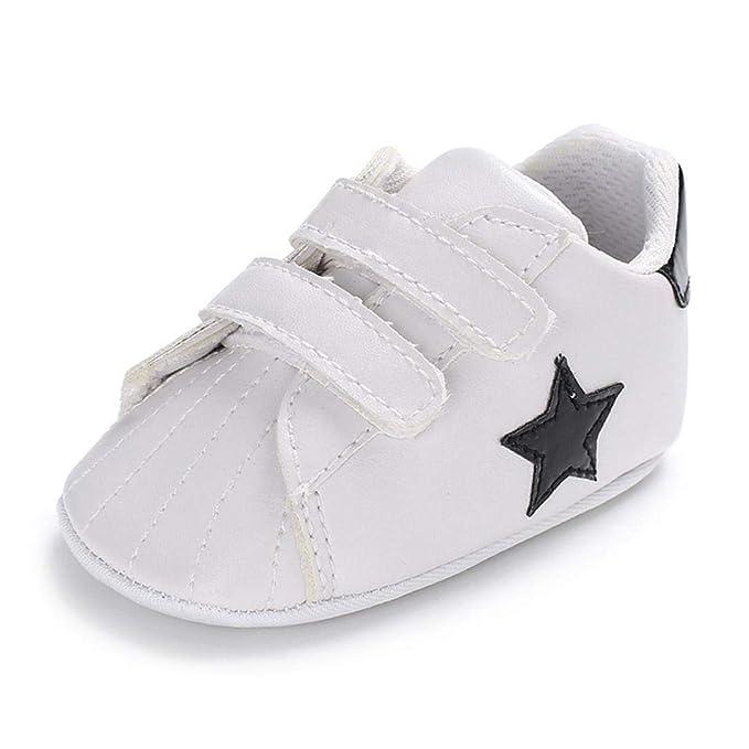 Zapatos para Bebé,ZARLLE Zapatos Deportivos OtoñAles Zapatillas Deportivas NiñOs Calzado Infantil Zapatos para Bebe Zapatilla De Deporte Antideslizante: ...