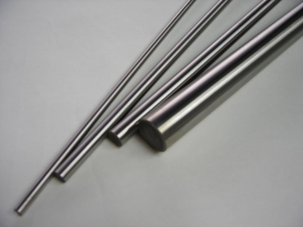 Pure Tungsten Rod Unpolished 0.25''(D) x36''(L) by Torrey Hills Technologies