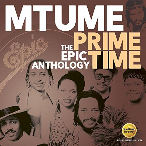 Mtume - Prime Time  The Epic Anthology - (SMCR 5156D) - 2CD - FLAC - 2017 - WRE Download
