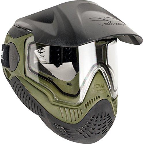 Valken Annex MI-9 SC: Paintball Goggles - Olive by Valken